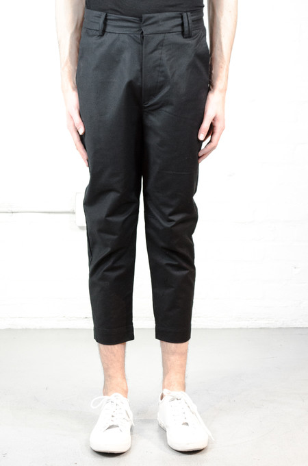 Men's Chapter Carl Pant - Over Dyed Black