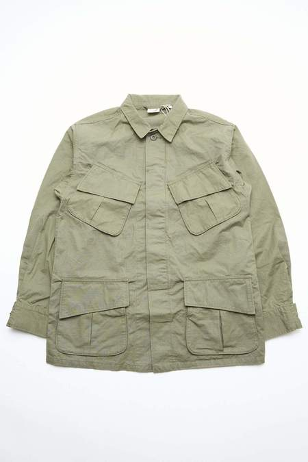 Orslow US Army Tropical Jacket - Army Green