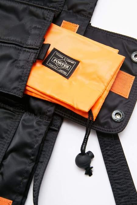 Porter-Yoshida & Co. TANKER TRAVEL CASE - BLACK