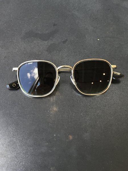 Krewe HYDE FRAMES eyewear - 12K/MATCHA/PINE