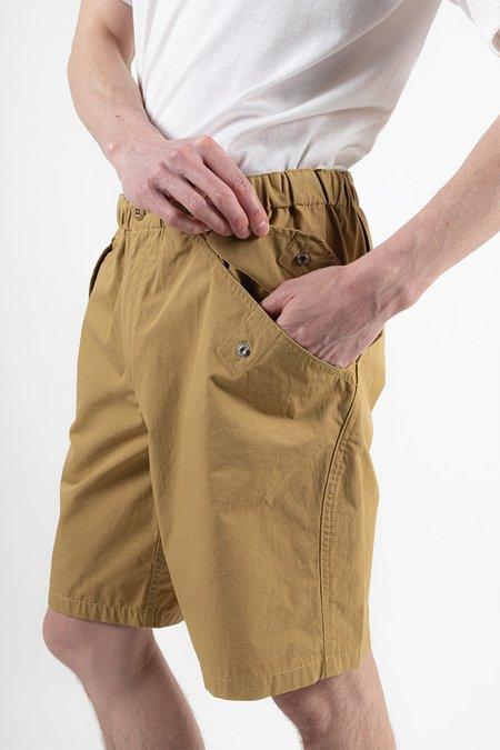 Goldwin Relax Easy Shorts - Beige