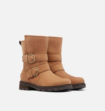 Sorel Lennox Moto Boot - Cozy