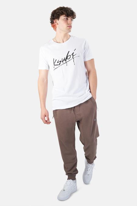 Ksubi Drip T-Shirt - true White
