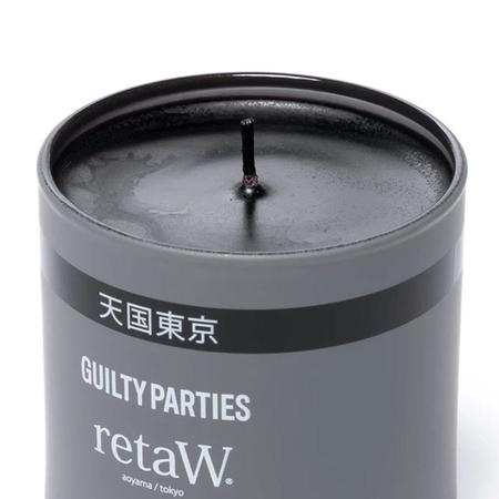 Wacko Maria Reta W/Fragrance Candle - Gray
