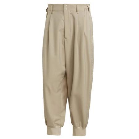 Adidas Y-3 Classic Refined Wool Stretch Cuffed Pants - Sand