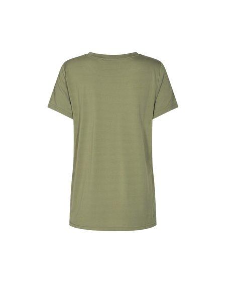 Minimum Camiseta Rynah - Oil Green