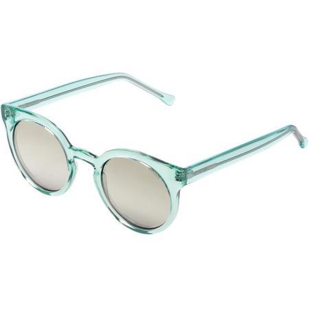 KOMONO Lulu Sunglasses - Aqua