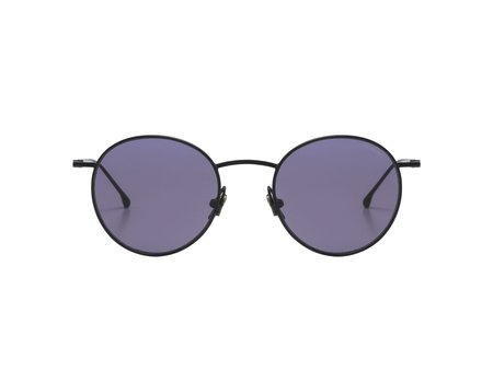 Unisex KOMONO Dean Sunglasses - Deep Purple