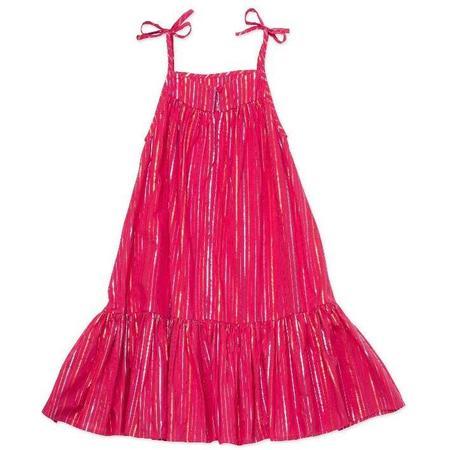 kids bonton violet dress - Pink/multi