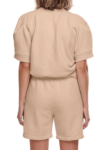 AGOLDE Round Shoulder Sweatshirt - Noodle