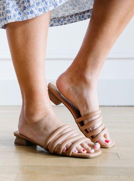 KKE Shoes Flora Sandal - Nude