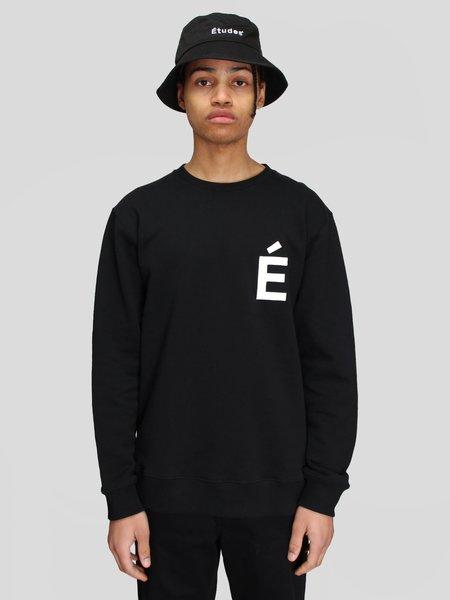 etudes Patch Story Sweatshirt - black