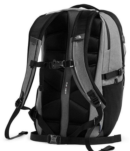 The North Face Borealis Backpack - ZINC GREY DARK HEATHER/TNF BLACK