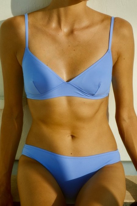 Laura Urbinati Amalfi Bikini Bottom - Blue