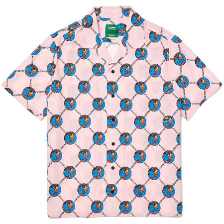 Lacoste X Chinatown Market Short Sleeved Shirt