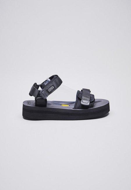 Suicoke Cel-VPO Sandals - Black