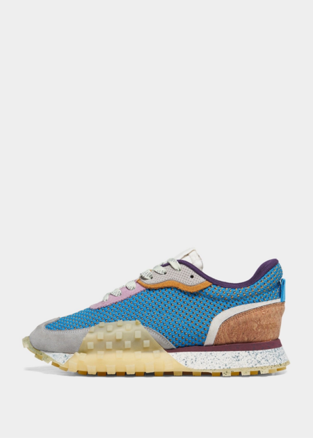 Filling Pieces Crease Runner shoes - Wind Teal
