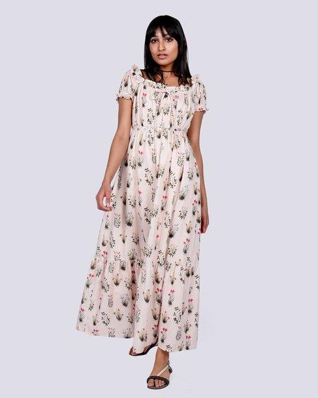 Meadows Fern dress - primavera