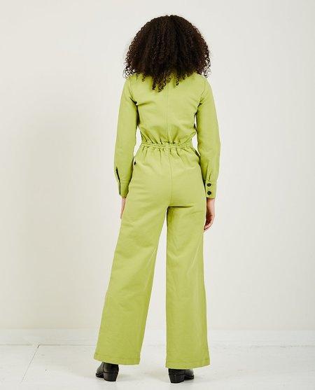 Paloma Wool Dolores Jumpsuit - Olive