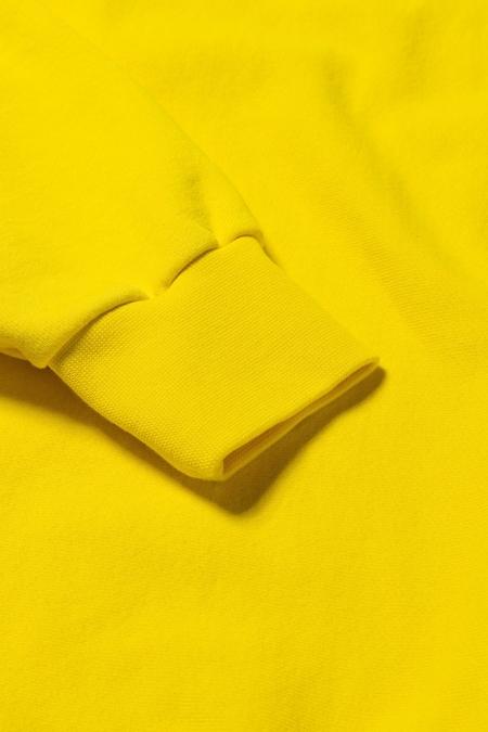 Aries Arise Classic Temple Sweatshirt - yellow