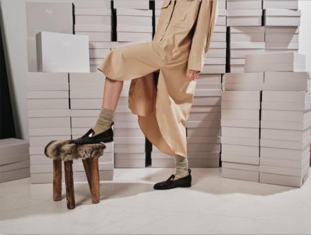 ACT SERIES Caspar shoes - Burgundy