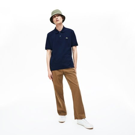 Lacoste Classic Fit L.12.12 Polo Shirt - Navy Blue