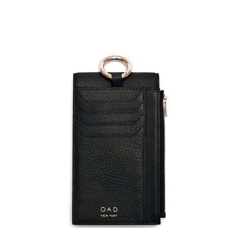 OAD Izzi Phone Crossbody - True Black
