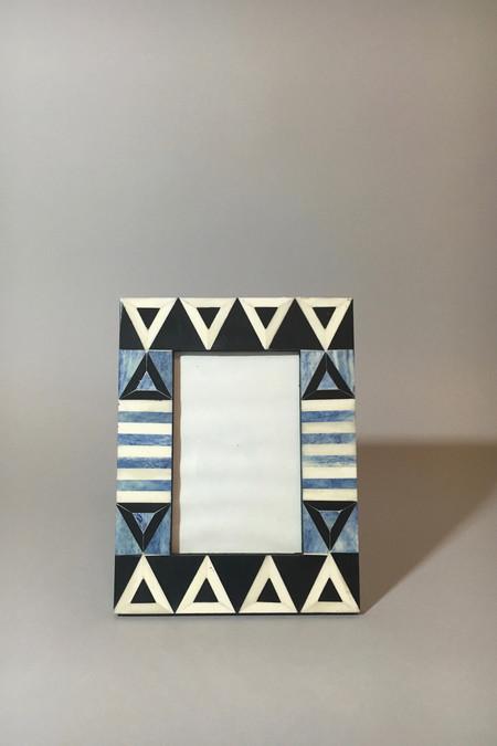 Aelfie Okapi Bone Inlay Frame