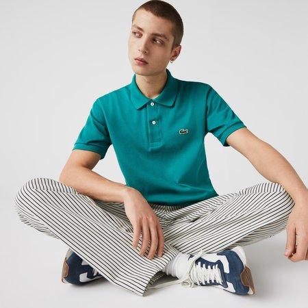 Lacoste Classic Fit L.12.12 Polo Shirt - Vert