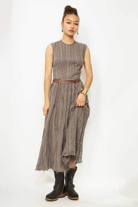 HAZEL BROWN Riding Dress - Brown