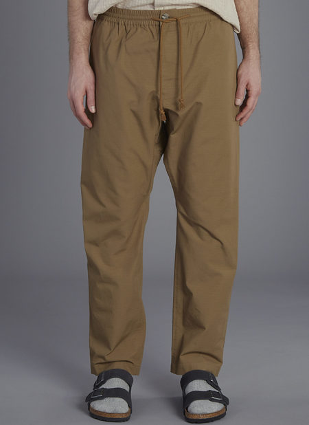 GREI. GUSSET EASY PANT - COYOTE