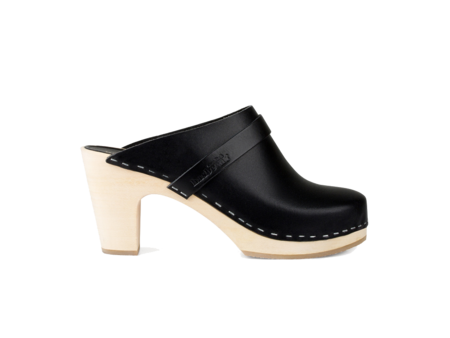 Swedish Hasbeens Slip In Classic shoes - Black