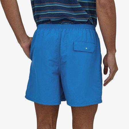 """Patagonia Men's  5"""" Baggies™ Shorts - Bayou Blue"""