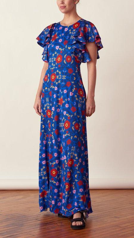 La Double J Damigella Dress - Heckfield