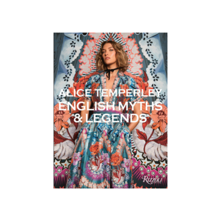 """Penguin Random House """"English Myths and Legends"""" by Alice Temperley Book"""