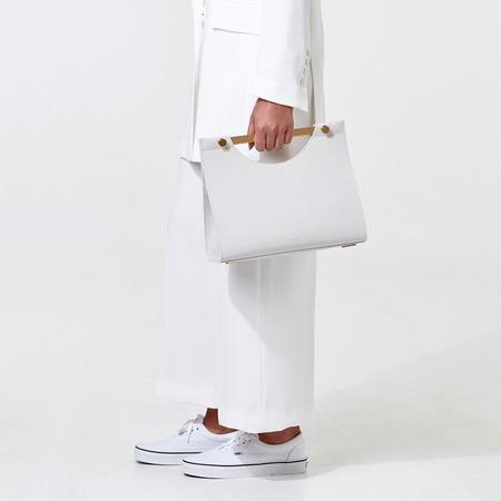 Flynn Riley Handbag - Putty