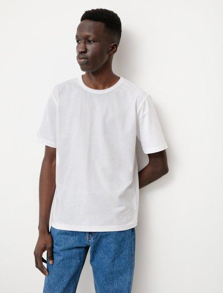 Sefr Mens Luca Tee - Optic White