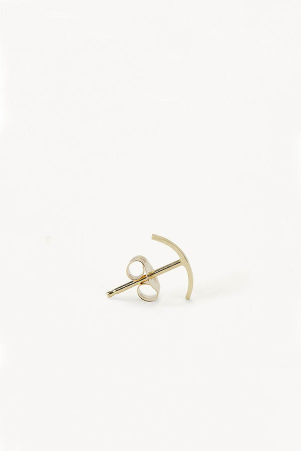 Kathleen Whitaker Stitch Earring