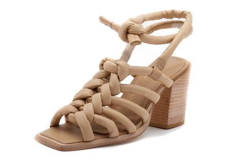 Wal & Pai Helen sandal - Nude