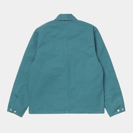 Carhartt Work in Progress Michigan Chore Coat - Teal