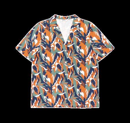 Wemoto scotts shirt - Orange