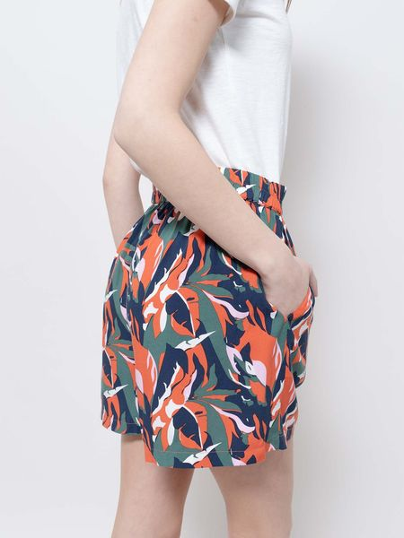 Wemoto yarra short - Orange
