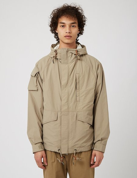 Eastlogue Protective Field Parka - Beige Washer