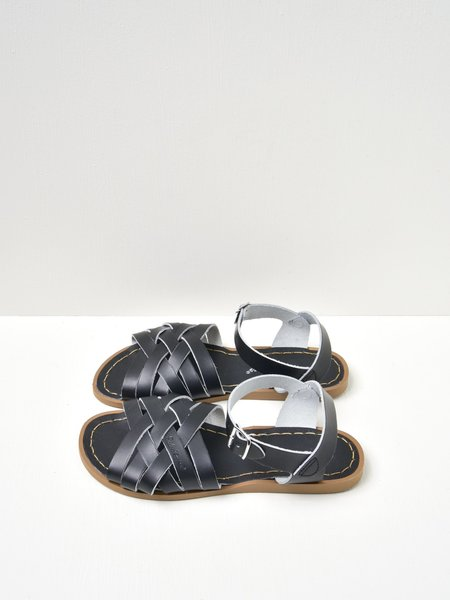 Saltwater Sandals 600 SERIES shoes - Black