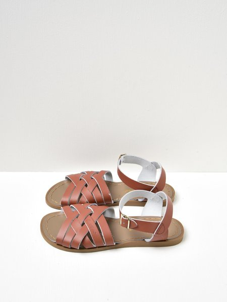 Saltwater Sandals 600 SERIES shoes - Tan
