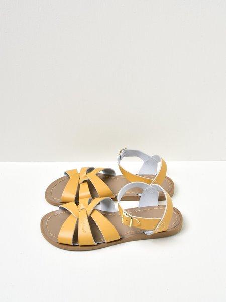 Saltwater Sandals 800 Series Sandals - Mustard