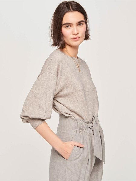 Sessun Moshupa Sweater - Thé