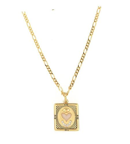Sierra Winter Jewelry Lovers Necklace
