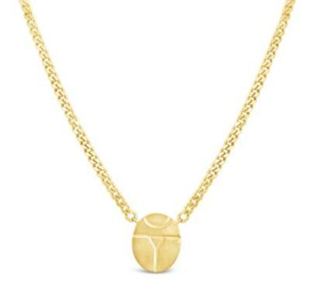 Sierra Winter Jewelry Revival Necklace - Gold Vermeil