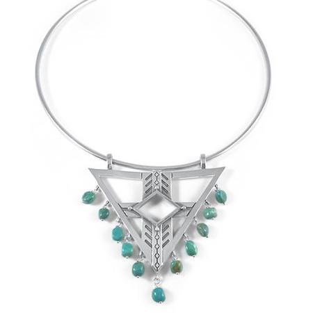 Sierra Winter Jewelry Thunderhead Necklace